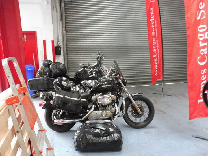 Motorcycle Shipping Motorcycle Shipping Around The World James